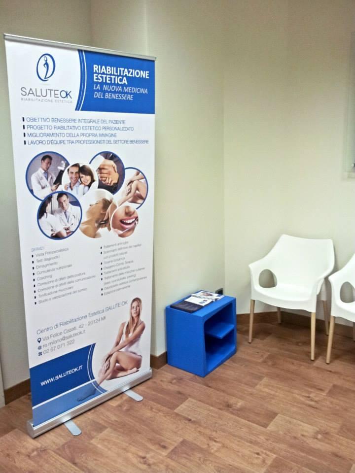 Centro Milano Salute Ok Fisiatra Medicina Estetica Fisioterapia Ozonoterapia