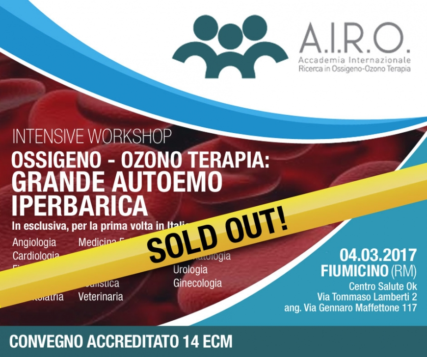 SOLDOUT IWS FIUMICINO